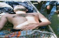 বাউফলে তেতুঁলিয়া নদীতে সাতাঁর কাটতে এসে যুবকের মৃত্যু