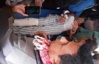 কলাপাড়ায় সড়ক দুর্ঘটনায় ইউপি চেয়ারম্যান গুরুতর আহত