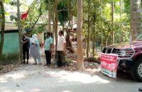 কাউখালীতে ১৮জনের করোনা শনাক্ত, পাঁচ বাড়ি লাল পতাকা