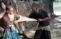 রাঙ্গাবালীতে বাবাকে নির্যাতনের ভিডিও ভাইরাল