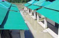 মেম্বারের মায়ের নামে বরাদ্দ উপহারের ঘর