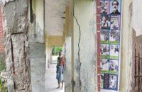 পটুয়াখালীতে ২৮ প্রাথমিক বিদ্যালয়ে মৃত্যুঝুঁকি নিয়ে পাঠদান
