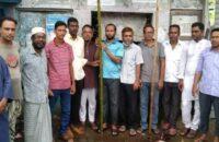 মনপুরায় বিএনপি'র ৪৩ তম প্রতিষ্ঠা বার্ষিকী পালন