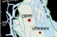 ভোলায় সাংবাদিকের ওপর সন্ত্রাসী হামলা