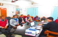 মনপুরায় মতবিনিময় সভায় সাংবাদিকদের সহযোগিতা চাইলেন নবাগত ইউএনও