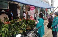 বরিশালে লিচুর বাজারে মোবাইল কোর্টের হানা