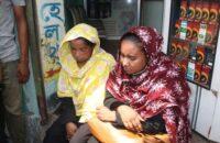 বরিশালে দুই নারী ছিনতাইকারী আটক