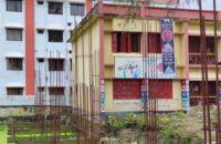 মামলা জটিলতায় বন্ধ স্কুল ভবনের নির্মাণকাজ, ঝুঁকিতে শিক্ষার্থীরা