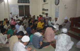 বরিশাল জেলা ছাত্রদলের উদ্যোগে দোয়া