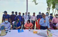 বালু উত্তোলন বন্ধ না করলে বাঁধ দিলেও টিকবে না: পানি সম্পদ প্রতিমন্ত্রী