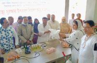 পিরোজপুর জেলা পরিষদের স্বাস্থ্য সুরক্ষা সামগ্রী বিতরণ ও মতবিনিময় সভা অনুষ্ঠিত