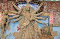 বরগুনায় ১৫৪ মণ্ডপে চলছে পূজার প্রস্তুতি